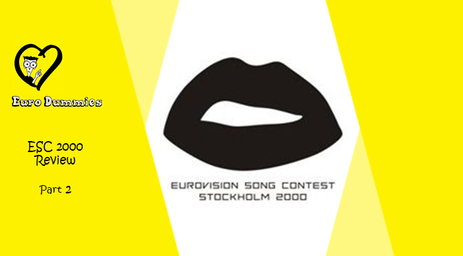 Euro Dummies Podcast: 2000 Review (Part 2)