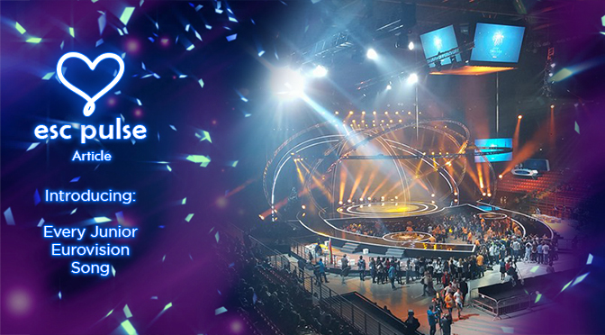 ESC Pulse Article: Introducing – Every Junior Eurovision Song