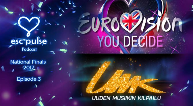 ESC Pulse Podcast: National Finals 2017 – Episode #3