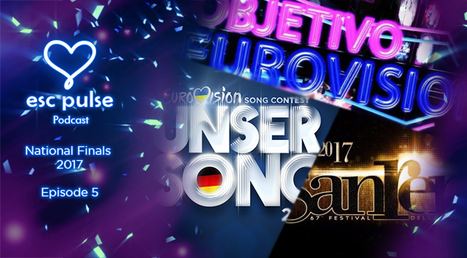 ESC Pulse Podcast: National Finals 2017 – Episode #5
