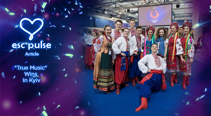 "ESC Pulse Article: ""True Music"" Wins In Kyiv"