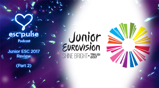 ESC Pulse Podcast: Junior ESC 2017 Review (Part 2)