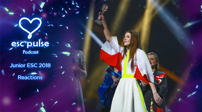 ESC Pulse Podcast: Junior ESC 2018 Reactions