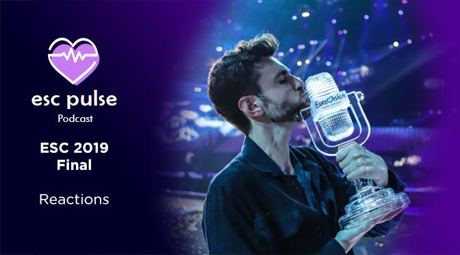 ESC Pulse Podcast: Eurovision 2019 Final Reactions