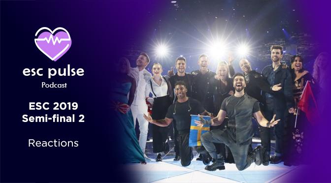 ESC Pulse Podcast: Eurovision 2019 Semi 2 Reactions