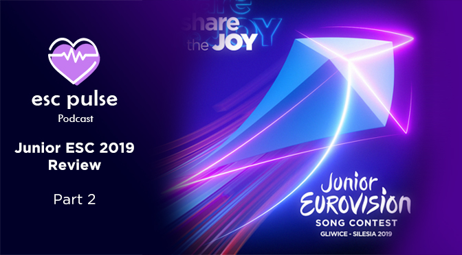 ESC Pulse Podcast: Junior ESC 2019 Review (Part 2)
