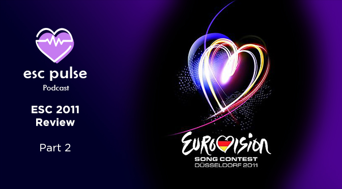 ESC Pulse Podcast: 2011 Review (Part 2)