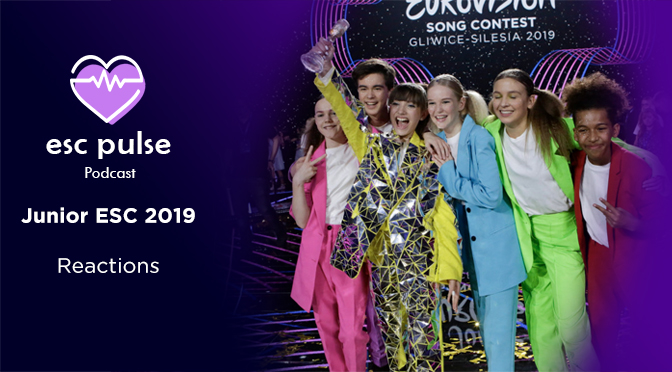 ESC Pulse Podcast: Junior ESC 2019 Reactions
