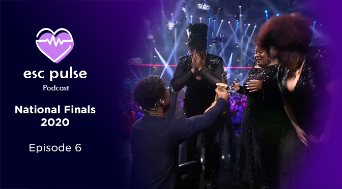 ESC Pulse Podcast: National Finals 2020 – Episode #6