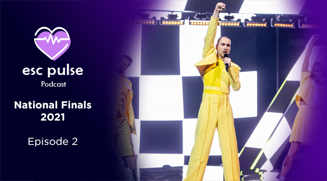 ESC Pulse Podcast: National Finals 2021 – Episode #2